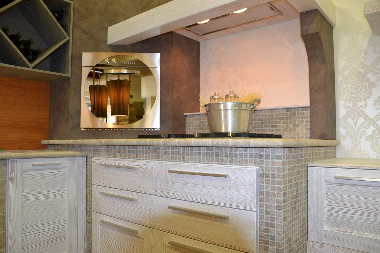 Cucina In Muratura Bianca ~ Idea Creativa Della Casa e Dell ...
